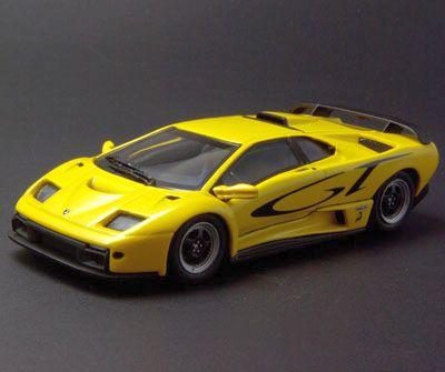 ランボルキーニ ディアブロ GT (イエロー)