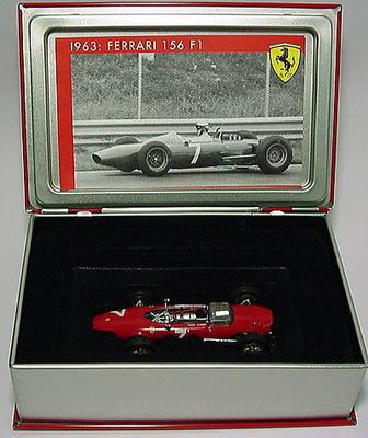 フェラーリ 158F-1 (No.7 ニュルブルクリングGP 1983優勝