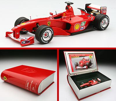 フェラーリ F1-2000(No.3/あめりかGP2000ウィナー)