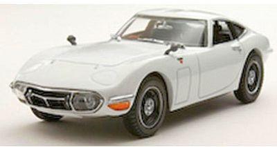 トヨタ 2000GT  ホワイト