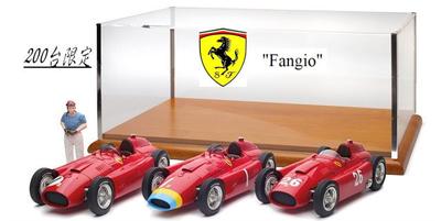 """ラッキーセット 2018 """"Fangio"""" フィギュア付"""