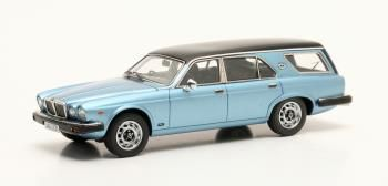 ジャガー XJ SIII  エステート Ladbroke-Avon 1980 メタリックブルー
