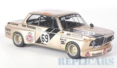 BMW 2002 チームヴァルシュタイナー GSチューニング 1975 DRM #69