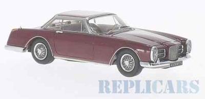 ファセル ヴェガ ファセル II 1963 メタリックダークレッド
