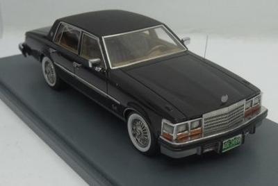 キャデラック セビル MK1 ブラック