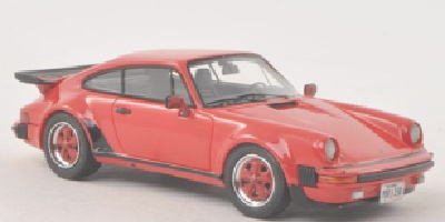 ポルシェ 911(930)ターボ 3.3 1980  レッド