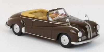 BMW 502 カブリオ Autenrieth 1956