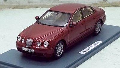 ジャガー S-Type 2004  メタリックレッド