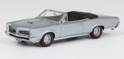 ポンティアック GTO コンバーチブル 1966 メタリックグレー