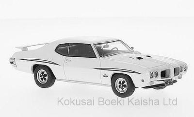 ポンティアック GTO the Judge 1970 ダークイエロー