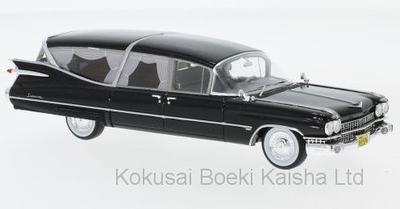 キャデラック Superior 霊柩車 1959 ブラック