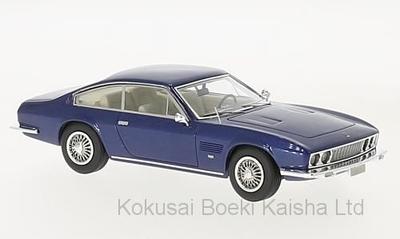モンテヴェルディ 375 L 1969 メタリックブルー