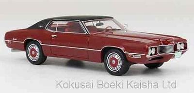 フォード サンダーバード 2ドア 1970 レッド/ブラック