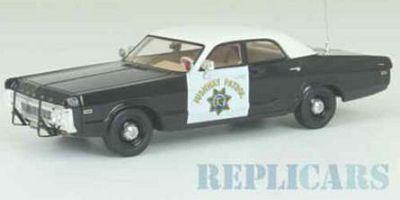 ダッジ ポラーラー CHP ポリスカー 1972