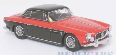 マセラティ A6G2000 Allemano クーぺ 1956