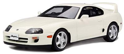 トヨタ スープラ (JZA80) ホワイト                  世界限定数: 2,000個