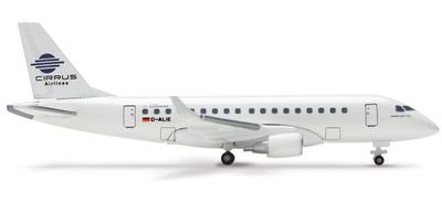 ERJ-170  シラス航空(D-ALIE)
