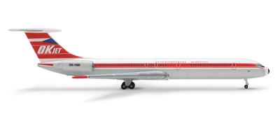 イリューシン IL-62 CSA・チェコ航空(OK-YBB) チェコ