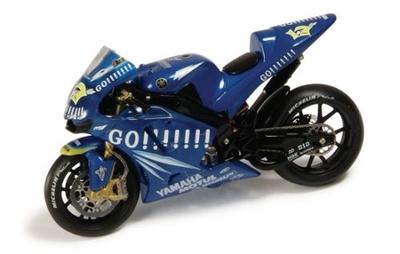 ヤマハ YZR-M1 2004年 MotoGP  13位