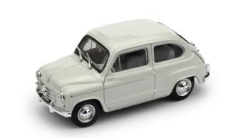 フィアット 600D ベルリナ 1960 グレー