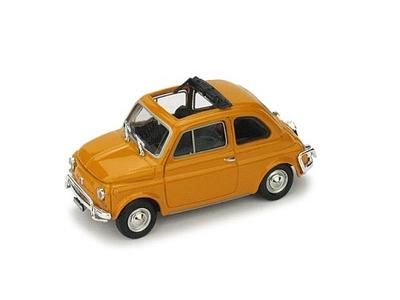Fiat 500L (1968-1972 )        Giallo positano