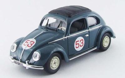 VW 54 ニュルブルクリンク #53  W.Von Trips