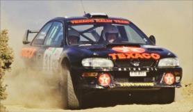 スバル インプレッサ WRC 2000年ポルトガルラリー#31