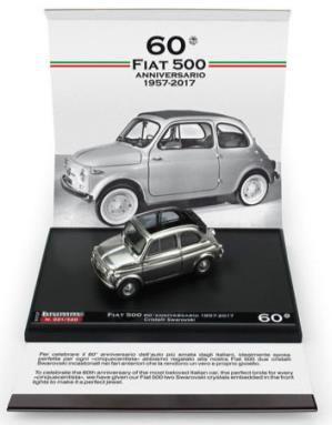 フィアット 500 1957-2017 60周年