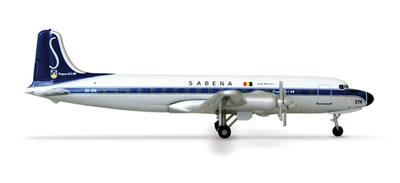 DC-6 サベナ・ベルギー航空 (1963-1970) ベルギー [限定生産]
