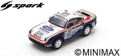 Porsche 959 No.186 Paris Dakar 1985
