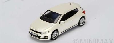 Volkswagen Scirocco GP - White - 2014