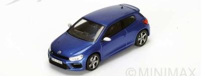 Volkswagen Scirocco R - Blue - 2014