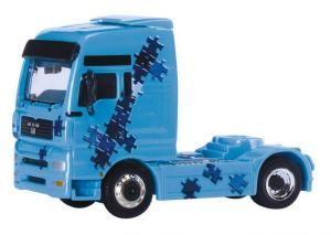 エディション トラック MAN TG-A トラクターキャブ 「PUZZLE」            ※発掘
