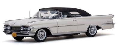 オールズモビル 98 クローズドコンバーチブル 1959  ポラリスホワイト