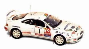 トヨタ セリカ GT-Four 「GALP 1st,  1996年 ポルトガル
