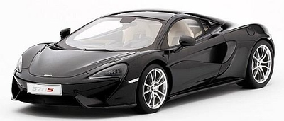 マクラーレン 570S ブラック 限定生産999個