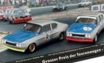 フォード カプリ2台セット ニュルブルクリング 1971
