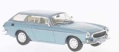 ボルボ P1800 ES 1972 メタリックライトブルー