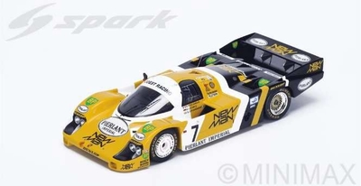 Porsche 956 No.7 Winner Le Mans 1984     H. Pescarolo - K. Ludwig