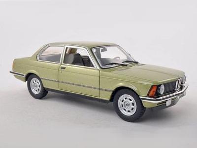 BMW 318(E21)  メタリックライトグリーン