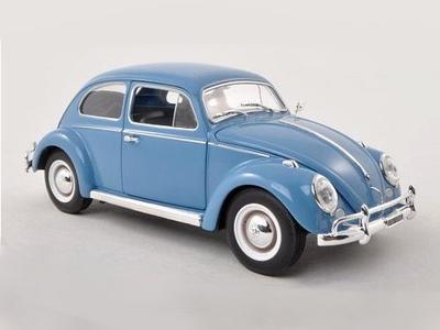 VW ビートル  ブルーグレー