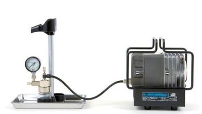[Mr.HOBBY] リニアコンプレッサー L7 / 圧力計付レギュレーターセット