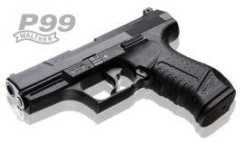 ワルサー P99 ブローバック ブラック