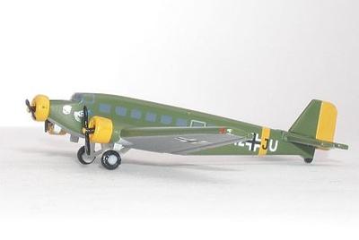Ju-52/3 サリス・コレクション(J-AZJU)