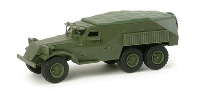 BTR 152 装甲兵員輸送車 キャンバストップ