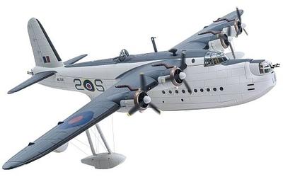 ショート サンダーランド Mk.III カナダ空軍 第422飛行隊
