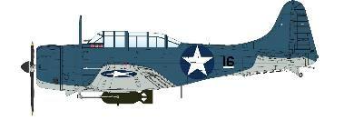 SBD-3 ドーントレス 「VS-71」