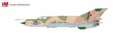 MiG-21MT  「ドルゴイ・レドヴォ」