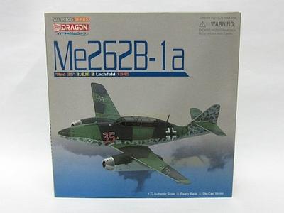 ME262B-1a Red 35 3./EJG 2 Lechfeld 1945