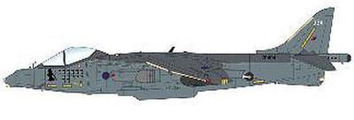 BAe ハリアー GR.7A  「オペレーション・ヘリック」